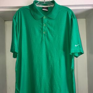 Men's Nike Golf Dri-fit Shirt